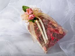 how to make dried flower and herbal sachets