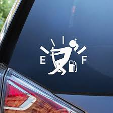 Blue Giraffe Inc Funny Gas Tank Decal G Buy Online In Ireland At Desertcart