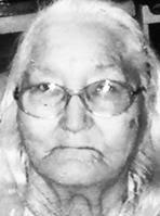 Bertha Adams - Obituary