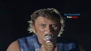 Johnny Hallyday - MA GUEUELE 1993 [HQ Live 1080p] - YouTube