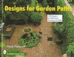 garden paths schiffer design books