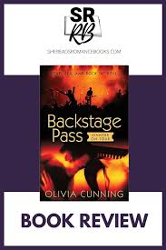 Book Review: Backstage Pass by Olivia Cunning — She Reads Romance Books