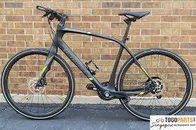 used specialized sirrus expert carbon