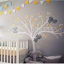 Oversized Large Koalas Tree Vinyl Wall Sticker For Kids Room Decor Baby Nursery Wall Decals Free Shipping Sticker For Kids Room Vinyl Wall Stickerswall Stickers For Kids Aliexpress