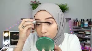 cara ber makeup natural wardah