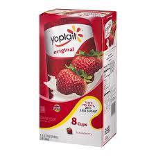 yoplait yoplait original low fat yogurt