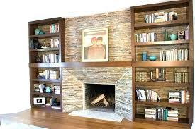 shelves next to fireplace seftest info