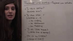 Invitar A Alguien En Frances Expressfrancais