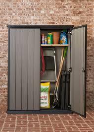 garden tool storage and organization