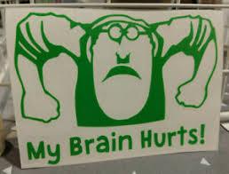 Monty Python Decal Mr Gumby Car Laptop Vinyl Sticker British Comedy Ebay