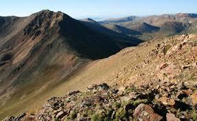 Geneva Peak : Climbing, Hiking & Mountaineering : SummitPost