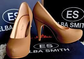 Elba Smith - Reyna, taco 9 con plataforma canela!!!!   Facebook