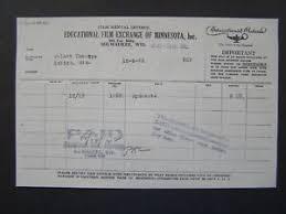 Movie Billhead Educational Film 1922 Dynamite Lloyd Hamilton Iva Brown  Berger | eBay