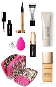 makeup i use to put on my face
