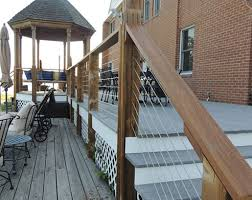 35 Unique Deck Railing Ideas Sebring Design Build