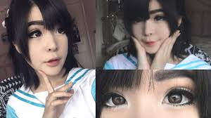 big anese dolly eyes tutorial you