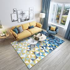 yellow blue area rugs carpets