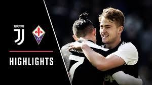 HIGHLIGHTS: Juventus vs Fiorentina - 3-0 - CR7 brace & de Ligt's ...