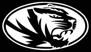 Missouri Tigers Logo Car Decal Vinyl Sticker White 3 Si