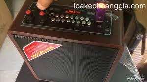 Speaker karaoke bluetooth mini