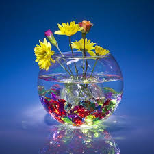 8 bubble ball vase perfect for