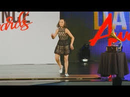Ava Brooks - I Remember When (Recompete for Junior Best Dancer) - YouTube