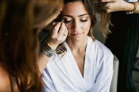 wedding make up and hair stylists in bc