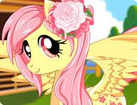 pony makeover hair salon my little