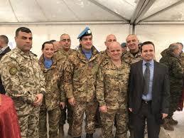 الوكالة الوطنية للإعلام مناورة عسكرية بين الجيش والكتيبة
