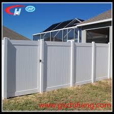 Cheap Wholesale Pvc Privacy Fence Panel Garden Fencing Vinyl Fences Music Vinyl Siding Colors Picturesfencing Gear Aliexpress