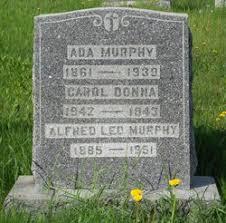 Photos of Ada Osborne Murphy - Find A Grave Memorial