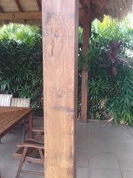 Hardwood Premium Grade Posts Beams In Ironbark Blackbutt Tallowwood Etc Abbey Timber
