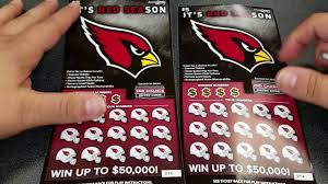 2 more of the $5 AZ Cardinals Tickets ...