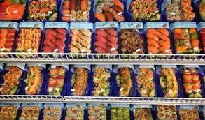 is supermarket sushi safe to eat