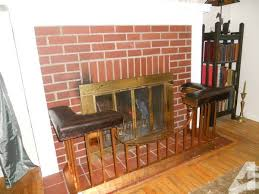 fireplace club fender seat bench