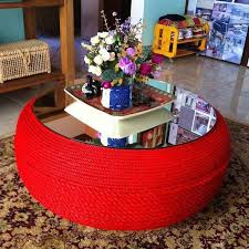 tire furniture tire table tyres recycle