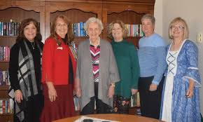 DAR Brunswick Town Chapter: Myrtle Watson Turns 100 Years Young!