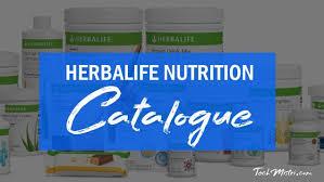 herbalife s catalog 2020 pdf