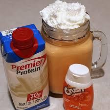 orange creamsicle protein shake recipe