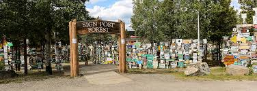 Watson Lake Yukon - Hotels, Camping, Shopping, Things To Do