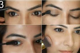 how to do makeup step by for dark skin