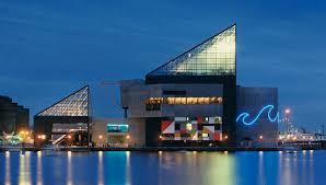 the national aquarium architecture and