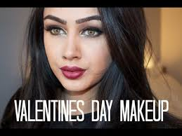 valentines day makeup tutorial kara
