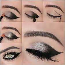 fashion freak eye makeup tutorial step