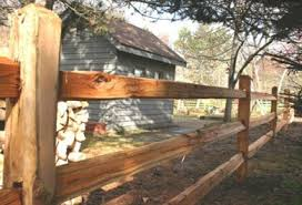 Western Red Cedar Split Rail Fencing Cedar Country Lumber
