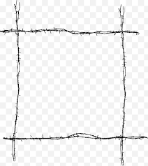 Barbed Wire Fence Chain Link Fencing Fence Outdoor Structure Electrical Wires Cable Fence Sticker Tattoo Png Nextpng