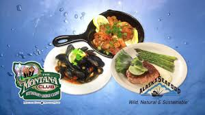 Montana Club March Seafood Month 2016 ...