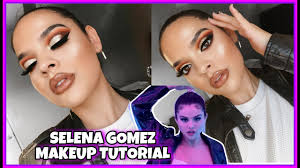 selena gomez look at her now makeup