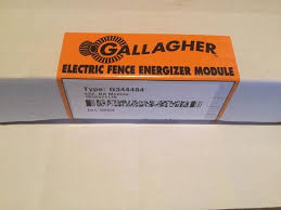 Gallagher Replacement S17 S22 Module Solar Electric Fence Charger Gallagher Fence Electric Fencing Grazing Supplies Livestock Scales Pasture Management Solutions