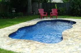 blue hawaiian pleasant cove pool model